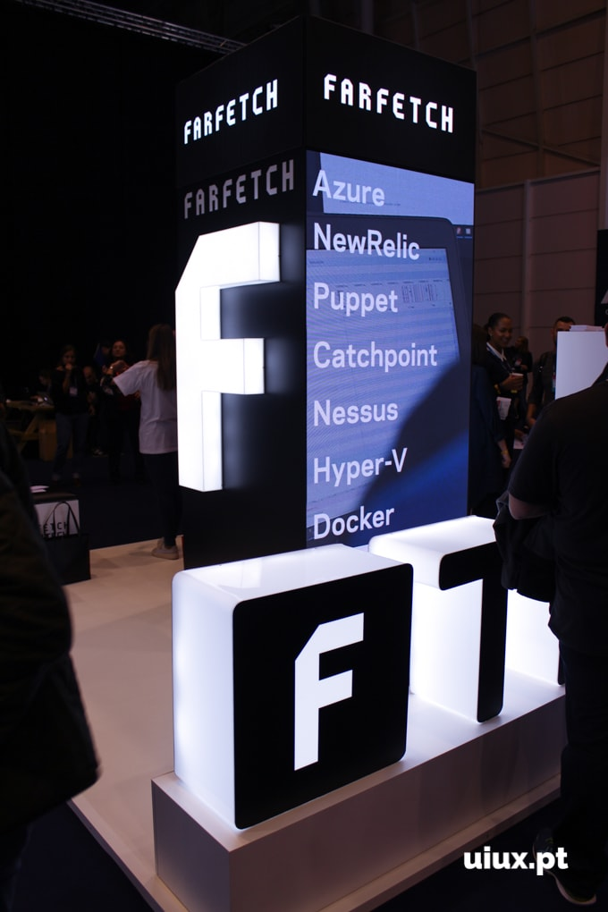 Farfetch no Websummit